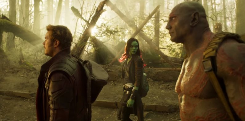 First teaser trailer for Guardians of the Galaxy Vol. 2 is here