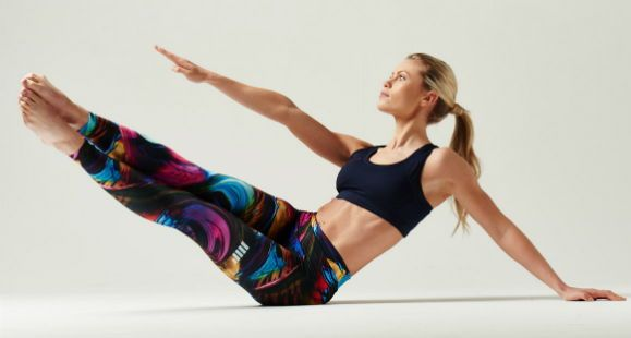 yoga flexibility core